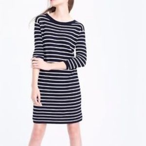 J. Crew | Striped Sweater Dress | NWT | Medium M
